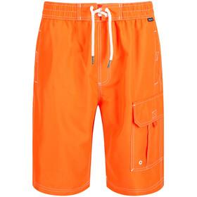 Regatta Hotham Board shortsit Miehet, blaze orange